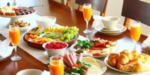 desayuno de dieta