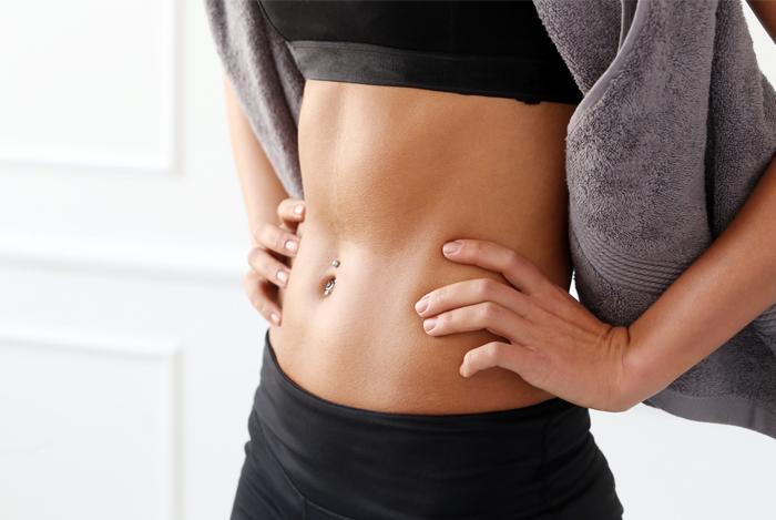 15 maneras de conseguir un vientre plano