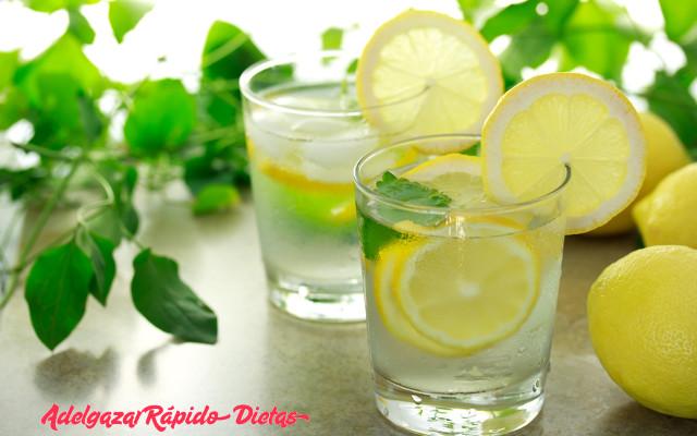 Dieta para adelgazar con limón