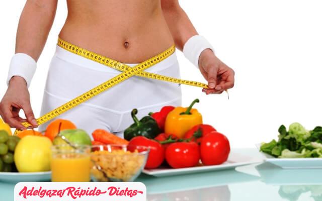 Dietas para bajar de peso, principios básicos