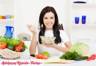 Bajar de peso rápido con recetas caseras
