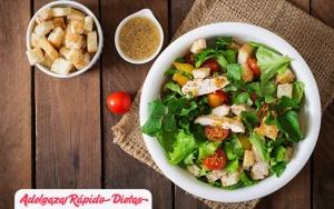 Dieta mediterránea para bajar de peso rápido
