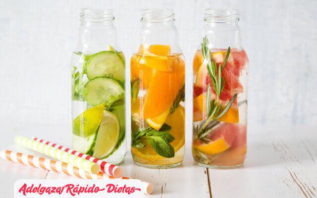 Dietas para perder peso y depurativas