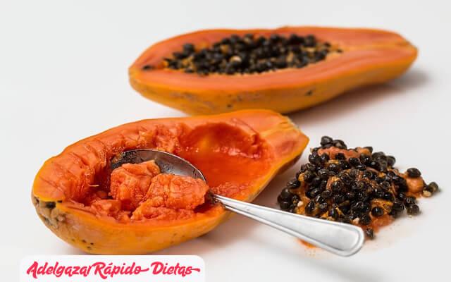Frutas para adelgazar e instrucciones para consumirlas