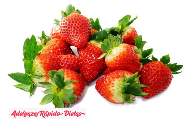 Recomendaciones para comer fruta y bajar de peso