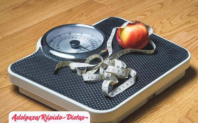 Receta para perder peso de forma natural