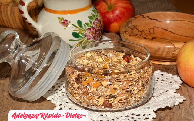 Receta para un desayuno que ayudará a bajar de peso en un mes
