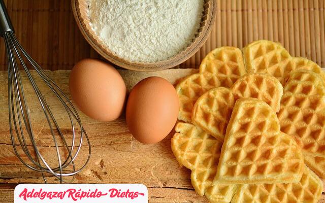 Recetas para bajar de peso con el desayuno