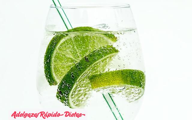 Bebidas con frutas y vegetales para adelgazar