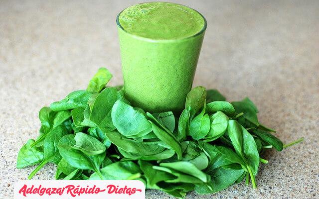 Beneficios de los batidos verdes para adelgazar (4)