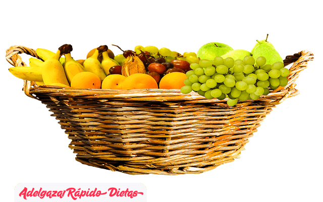 Las 4 mejores frutas para adelgazar (1)