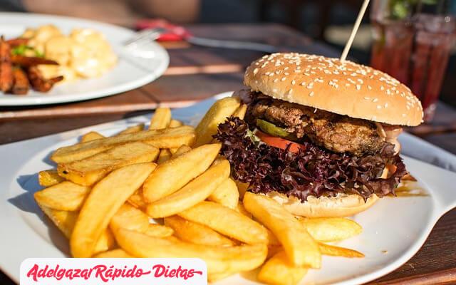 Alimentos que son obsctaculo para la dieta