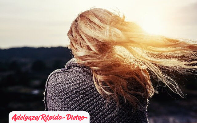 Cuidado del cabello con productos naturales