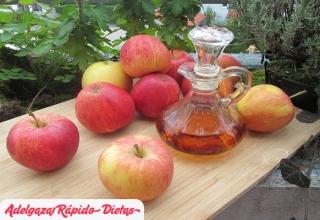 Efectos secundarios del exceso de vinagre de manzana